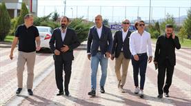 Kafkas'tan Sivasspor'a ziyaret