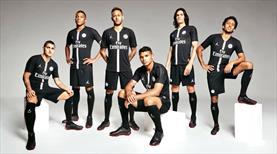 PSG - Jordan işbirliği! Devler Ligi'ne özel forma...