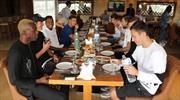 Sivasspor kahvaltıda buluştu