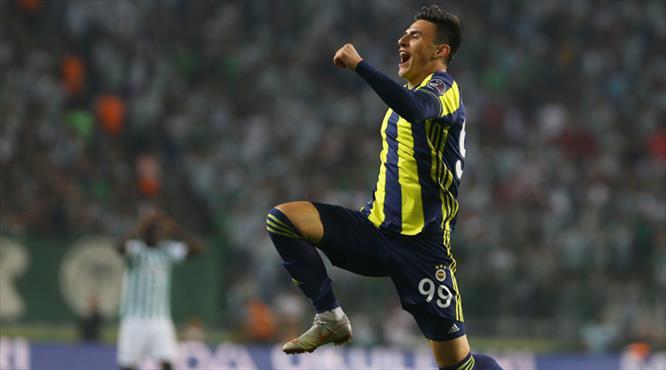 Eljif Elmas'tan F.Bahçe'ye hayat veren tarihi gol