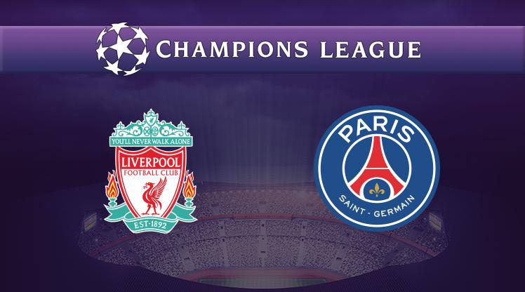 Liverpool-Paris SG, Şampiyonlar Ligi 18 Eylül 2018 Salı, 22:00 Maç Merkezi