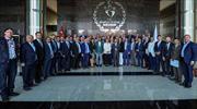 Yerlikaya federasyon başkanlarıyla buluştu