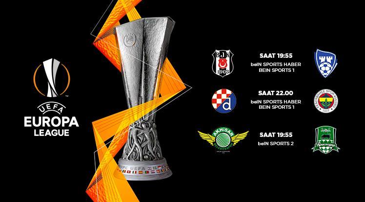 Temsilcilerimizin UEFA Avrupa Ligi Maçları Şifresiz Olarak ...