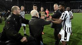 PAOK-AEK maçına yabancı hakem