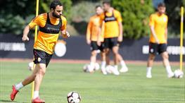 Galatasaray'da Selçuk İnan kadroda yok!