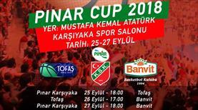 Pınar Kupası başlıyor