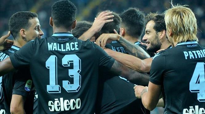 Lazio'nun son kurbanı Udinese (ÖZET)