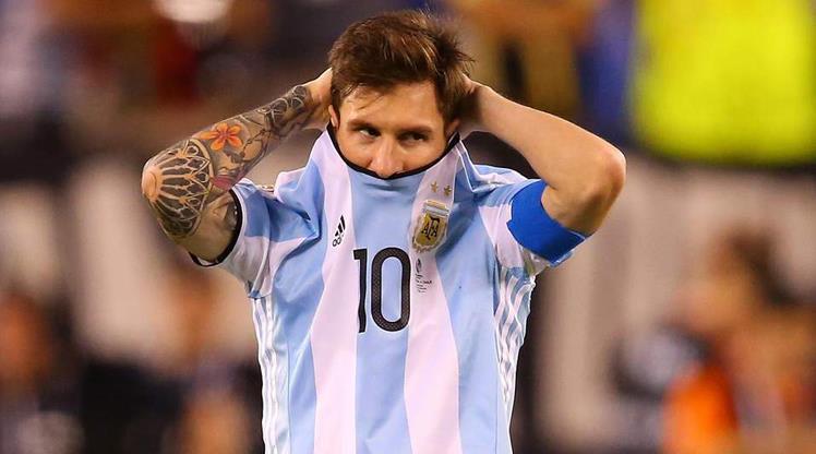 Lionel Messi kadroya alınmadı