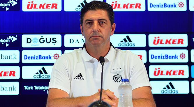 Benfica Rui Vitoria'yı gönderdi