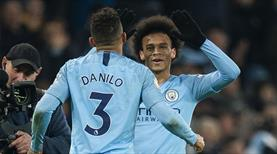 Manchester City kupada gol oldu yağdı (ÖZET)
