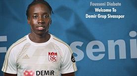 Sivasspor, Diabate'yi transfer etti