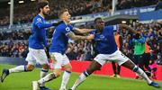 Everton hayata döndü (ÖZET)