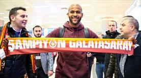 Galatasaray Marcao'ya kavuştu