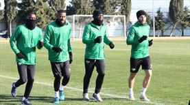 Akhisar'da Beşiktaş mesaisi