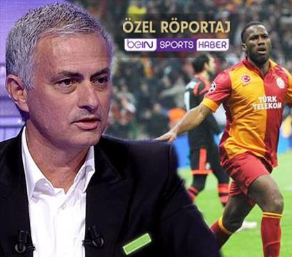 Mourinho'dan çarpıcı Drogba ve Galatasaray itirafı