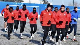 BB Erzurumspor maç saatini bekliyor