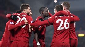7 gollü düellodan Liverpool çıktı (ÖZET)