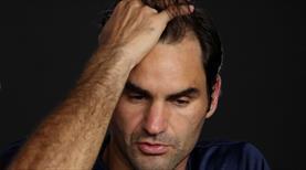 Federer'den erken veda!