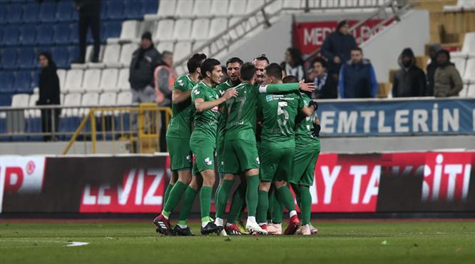Kasımpaşa - Çaykur Rizespor: 0-1 (ÖZET)