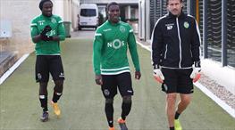 Göztepe'nin yeni transferi Sporting Lizbon'dan