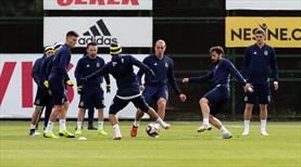 Fenerbahçe rövanş maçına hazır