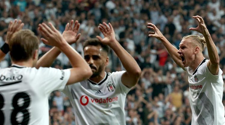 Beşiktaş 218. kez Avrupa arenasında