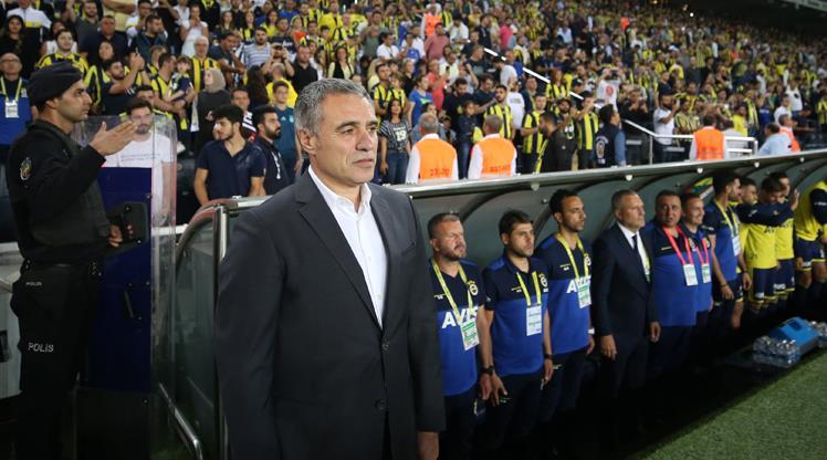 Yanal yönetiminde Kadıköy'de ilk yenilgi