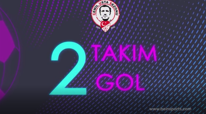 2 takım, 2 gol: Gençlerbirliği-Galatasaray