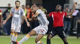 İşte Gençlerbirliği - Galatasaray maçının özeti