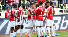Demir Grup Sivasspor - MKE Ankaragücü: 3-1 (ÖZET)