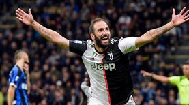 Dev maç Juventus'un (ÖZET)