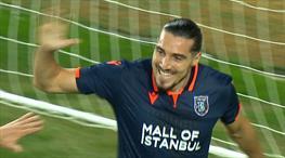 İşte Başakşehir'i öne geçiren gol