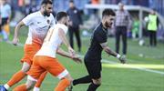 Osmanlıspor:-Hatayspor: 0-1  (ÖZET)