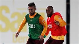 Galatasaray'da Sivasspor mesaisi
