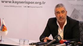 Kayserispor Samet Aybaba ile sözleşme imzaladı