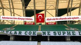 Konya Büyükşehir Belediye Stadı'na