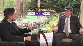 Serdal Adalı'dan beIN SPORTS'a özel açıklamalar