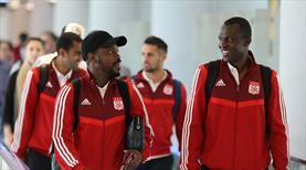 Sivasspor İstanbul'a gitti