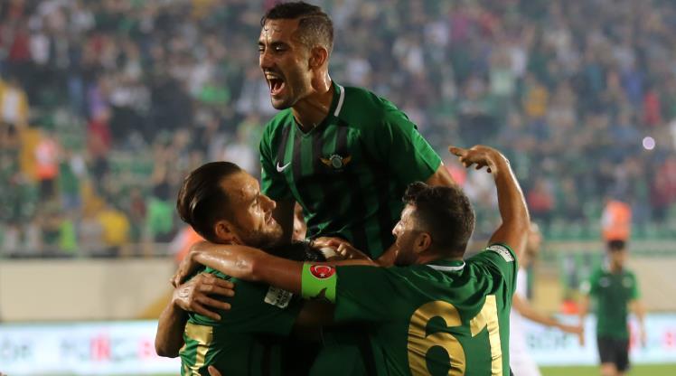 Akhisarspor - Eskişehirspor: 2-1 (ÖZET)