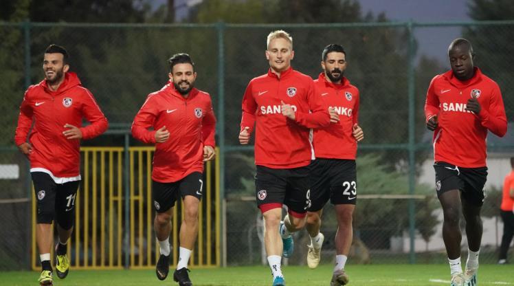 Gaziantep FK lideri gözüne kestirdi