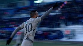 İşte Çaykur Rizespor'a galibiyeti getiren gol