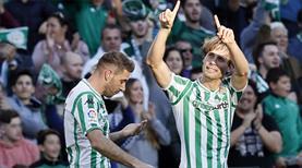 Betis kazandı, Barça ve Real sevindi (ÖZET)