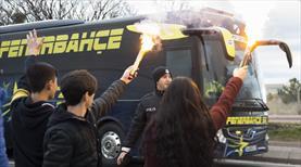 Kayseri'de Fenerbahçe coşkusu!