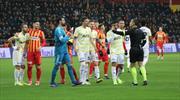 İşte İM Kayserispor - Fenerbahçe maçının tartışmalı pozisyonları...