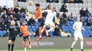 İşte Medipol Başakşehir - BB Erzurumspor maçının özeti