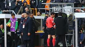 Atiker Konyaspor hakem tepkisi
