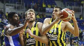 Fenerbahçe Beko farklı kazandı