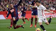 Sevilla 1 puanı kurtardı!