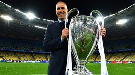 Dünya devi Zidane'ı istiyor!