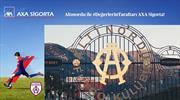 Axa Sigorta, Altınordu Futbol Kulübü'nün Değerler Ortağı Oldu